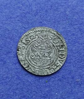 Рижский солид Густава Адольфа 1626