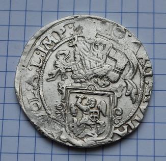Левок Цволле 1646 года.