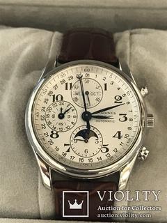 Швейцарские часы  Longines  Master Collection