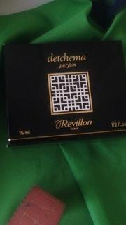 Винтажные французские духи Detchema,известной фирмы Rewillon Paris