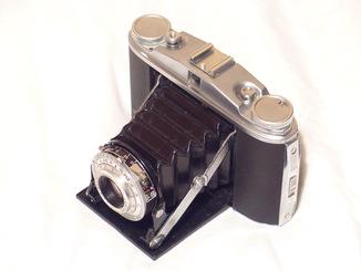Фотоаппарат, Agfa Isolette - германия