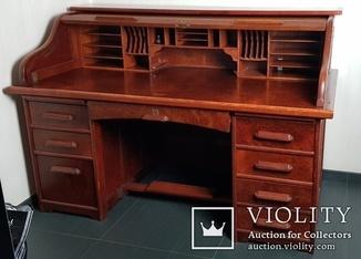 Стол-бюро, двухтумбовый. Модерн.