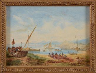 Неаполитанские рыбаки