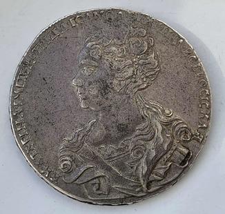 Рубль 1726г.