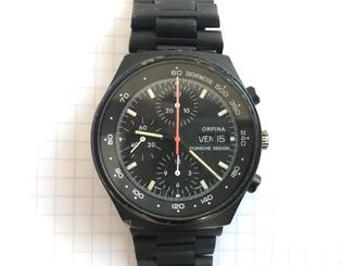 Швейцарские часы Orfina Porsсhe Design Хронограф Автоподзавод