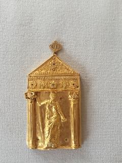 Греческий культовый предмет