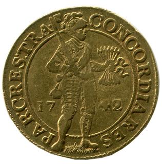2 Дуката 1742г. Голандия