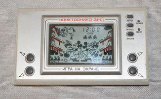 Игра Электроника ИМ 24-01 Микки Маус