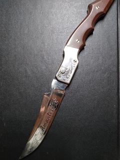 Выкидной нож ИТК СССР