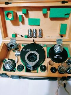 Микроскоп набор PZO Pluta DIC UPI 5