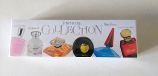 Набор духов Premiere collection. Lancome, Cacharel, Paloma Picasso, Ralph Lauren.