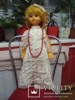 Кукла CCCР, высота 70 см.
