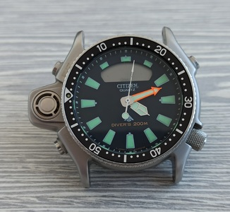 Часы. Citizen Promaster / Diver's 200 m