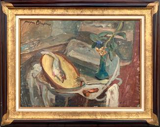 Яков Шапиро (1897-1972) Парижская школа