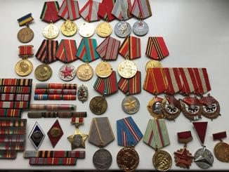 Орден Ленина . Орден Красного Знамени