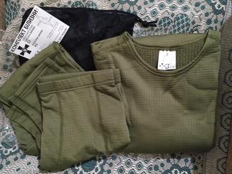 Военное зимние белье.