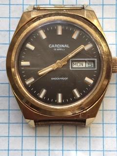 Часы Cardinal