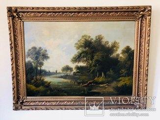 ''Голландский пейзаж''