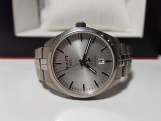 Мужские часы Tissot PR100 Titanium T101.410.44.031.00 Оригинал