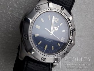 TAG-Heuer - diver 200 m