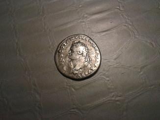 Домициан портрет в ливо R