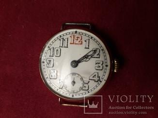 Золотые часы Швейцария на ходу