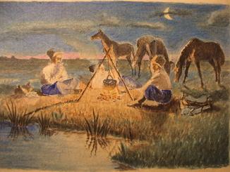 Вечеря козаків