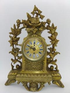 Механічний камінний годинник арт. 014