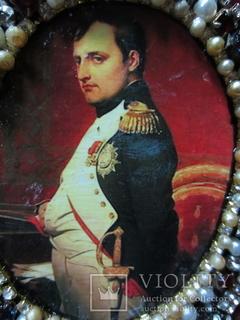 Портрет Наполео́н I Бонапа́рт (1769-1821) — император Франции