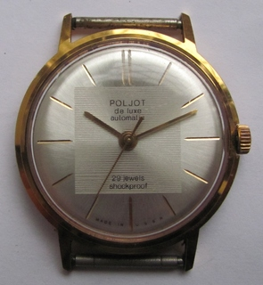 Часы Полёт. (Poljot. de luxe. automatic)