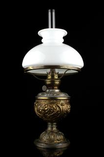 Керосиновая лампа B&L Patent Reform Brenner. Германия (0668)