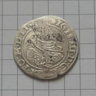 Грош 1596 года