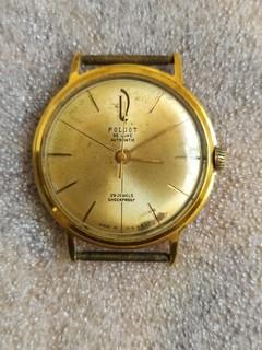 Часы Poljot deluxe