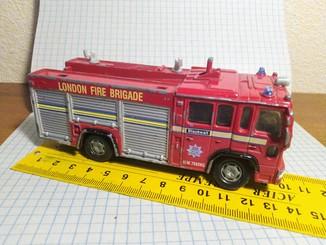 Металлическая пожарная машина (Richmond toys)