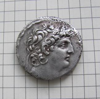 Тетрадрахма Епіфаній (Антіохія).