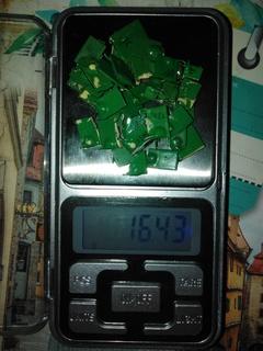 Км зелені F, D, V, 5H90 та інше з паладієм