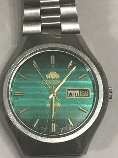 Часы Ориент кристалл,рабочие. Оригинал.