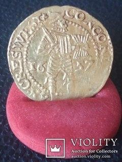 Дукат 1657 року Вест Фризія