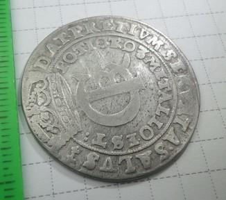 Тимф 1664, Ян Казимир ll, А.Т.