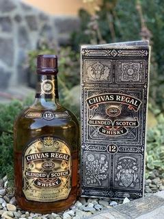 Whisky Chivas Regal 12 1.75l 2000s