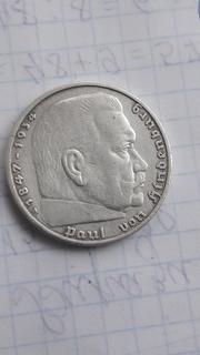 5 марок 1936 г.