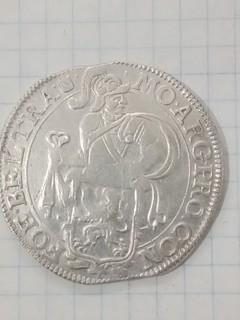 Утрехт. Левендаальдер 1661 года.