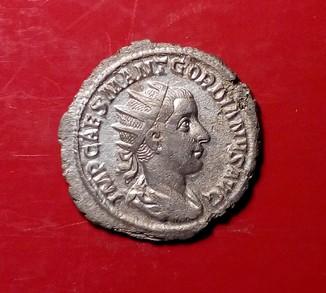 Гордіан ІІІ. Антонініан.