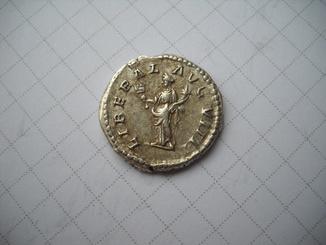 Денарий Каракалла (211-217)