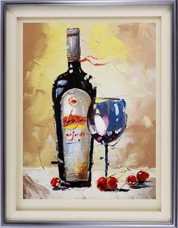 """Бокал вина"" - Лисогор Д.Г."