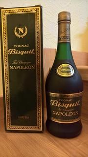 Коньяк Bisquit Napoleon Fine Champagne 0.7cl