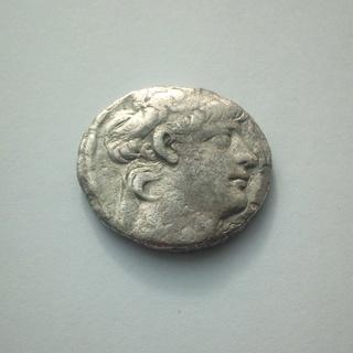 Тетрадрахма Селевкиды, Антиох Х Евсеб Филопатор, 94 - 88 гг. до н.э.