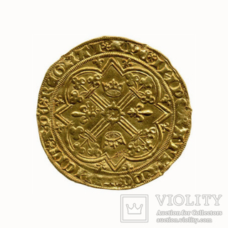 Франк пеший (Карл V) 1364-1380