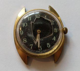 Часы Восток Au.
