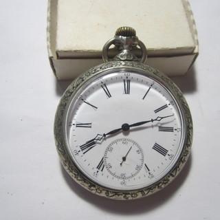 Часы карманные Doxa на ходу
